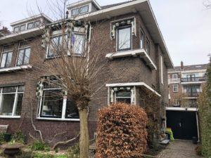 Lintvoegmeting en vloerwaterpassing Den Haag